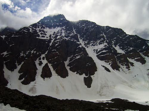 Supercanaleta (East Face)