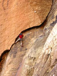 RPC Leading Peapod Cave