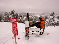 Park City UT - snowboarding