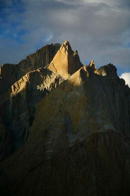 5000m Rock Peak, Baltoro Glacier, Karakoram, Pakistan