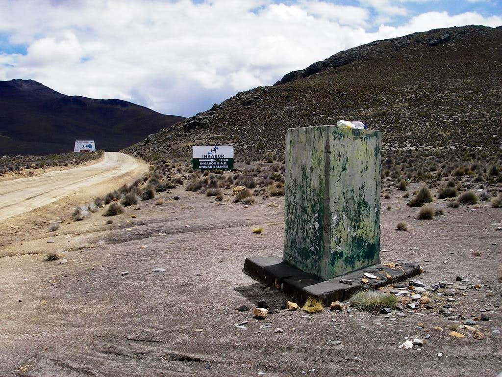 Turn Here for Pichu Pichu and Ubinas