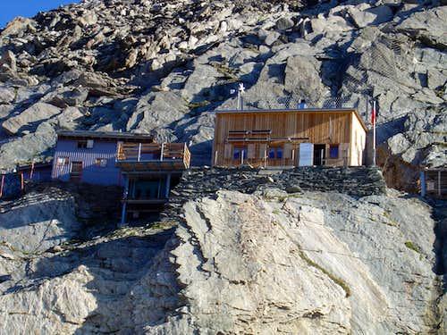 Oberaarjochhütte