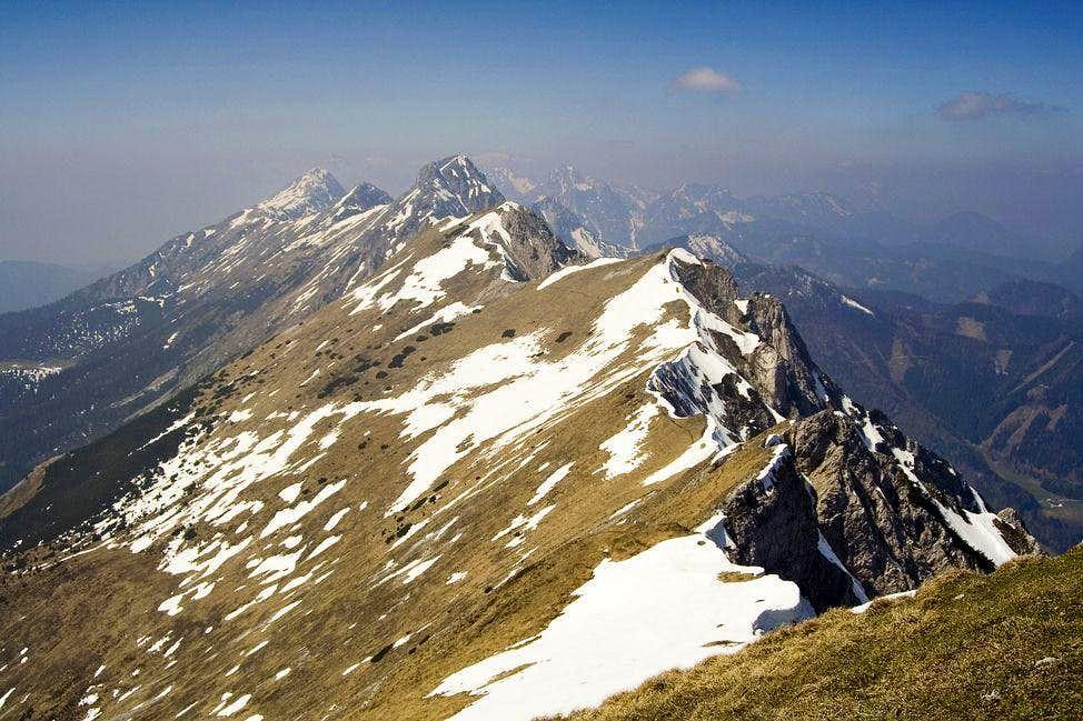 Koschuta's ridge