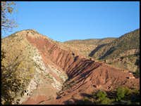 Aït Bou Oulli Valley, Central High Atlas (Morocco)