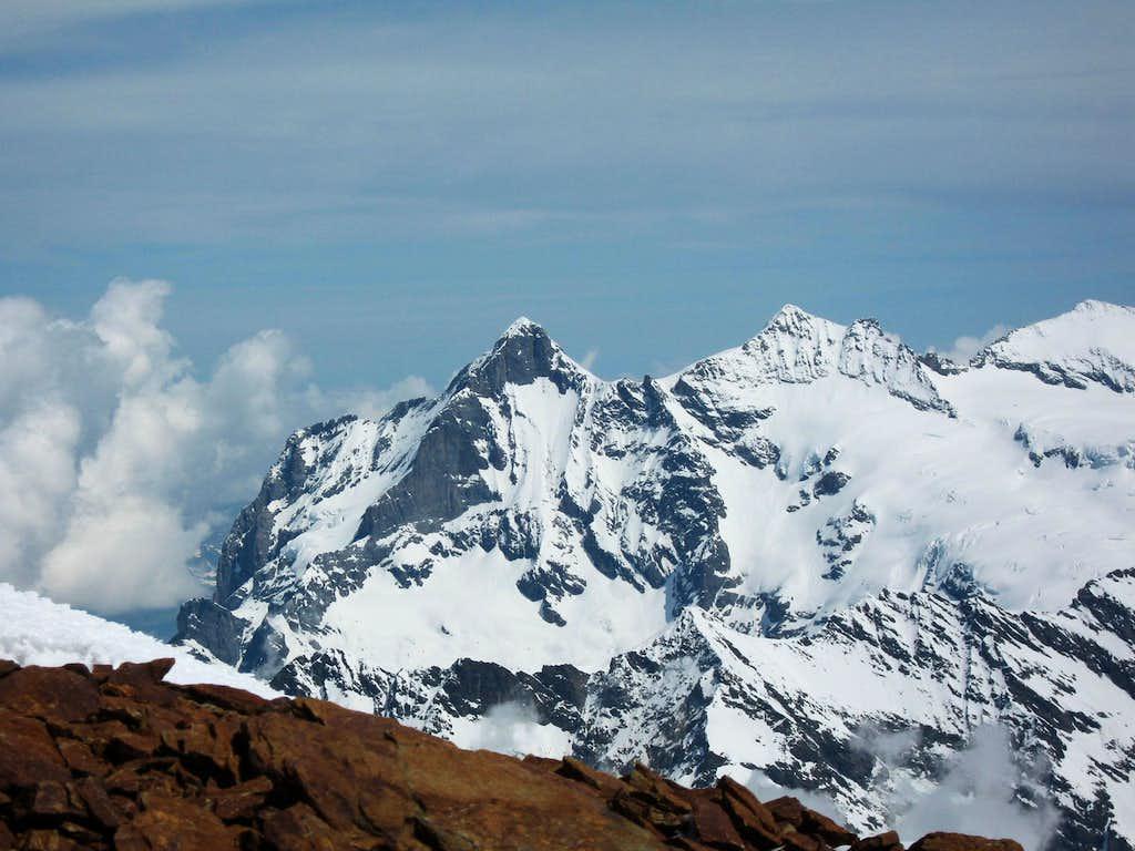 Wetterhorn 3692m