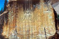 The Buddhist Rock