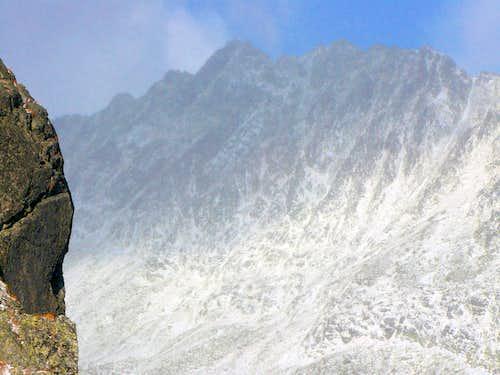 Veľké Solisko (2412 m)