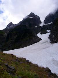 glacier, mt. joansburg