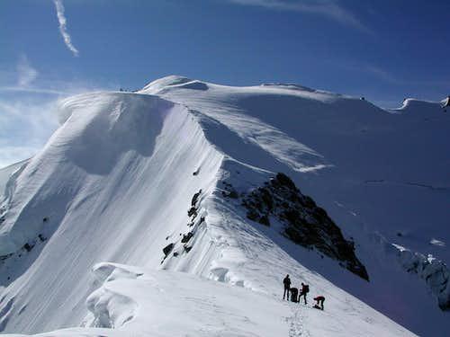 Fletschhorn 3993m