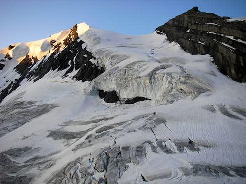 Doldenhorn 3643m