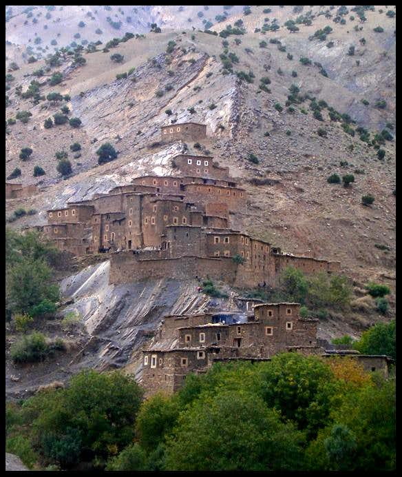 Rougoult (Berber village)