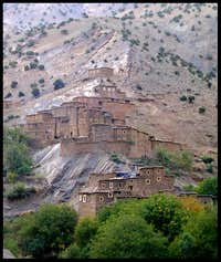 Rougoult (Berber village)