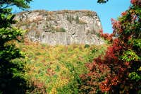East face of Table Rock