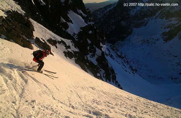 High Tatras - Baranie sedlo