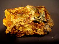 Several types of minerals