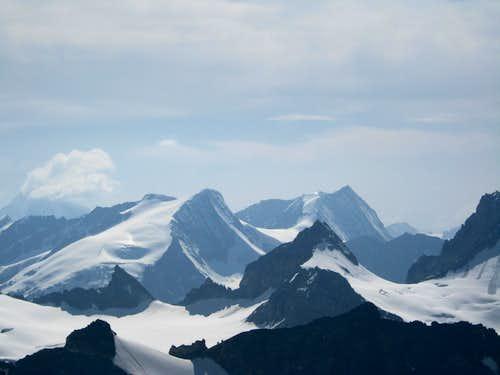 Traverse Pigne d'Arolla/Mont Blanc de Cheilon