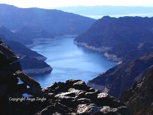 Summit Vistas from Guardian Peak