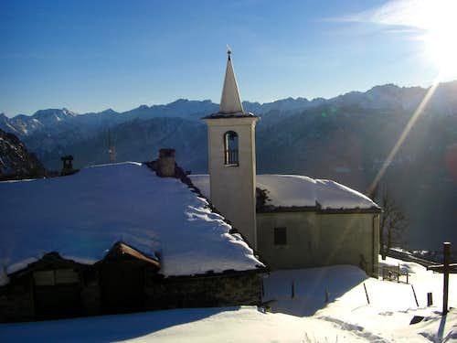 Sommarese Church