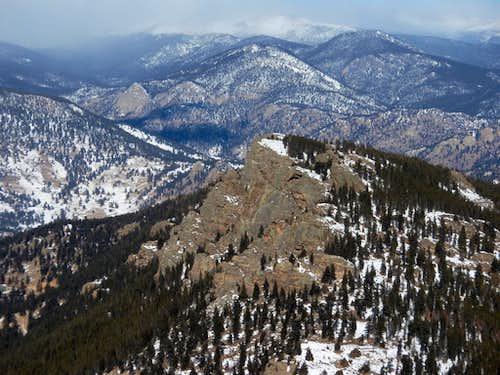 Rams Horn Mountain