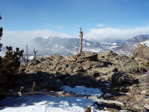 Rams Horn Mountain Summit
