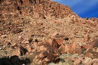 Kraft Boulders at Red Rock
