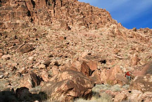 Kraft Boulders at Red Rock