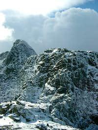 The pinnacles of Templet at...