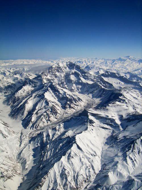 Aconcagua - South Face