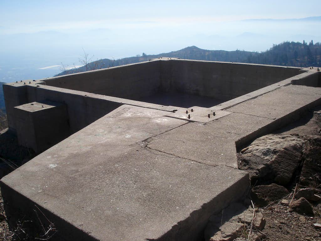 San Servaine Lookout Foundation