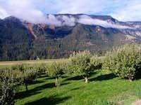 Fraser Canyon - Ridge below Mount Askom