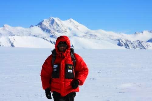 Mount Vinson Ascent