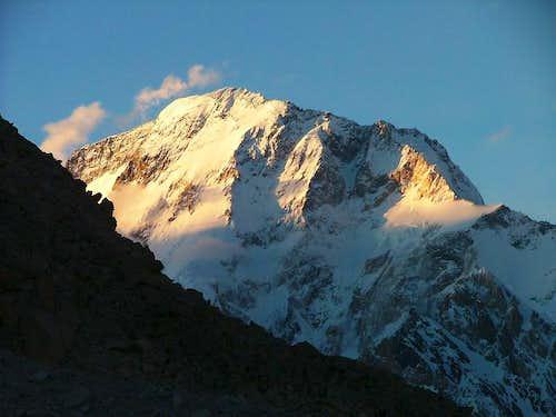 Broad Peak (8051 m), Karakoram, Pakistan