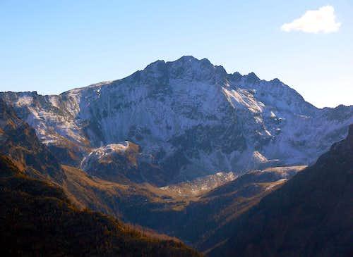 Il Monte Faroma...