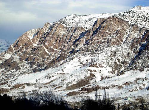 Lewis Peak