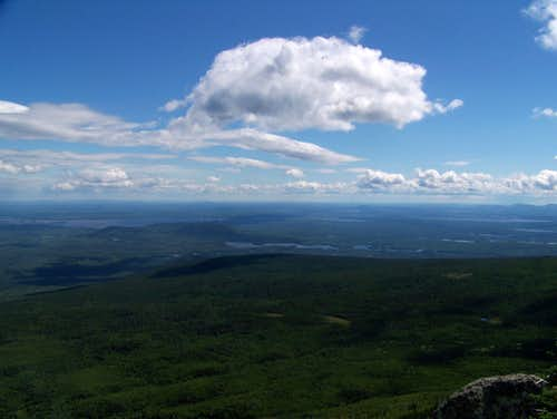 Mount Katahdin-Knife Edge