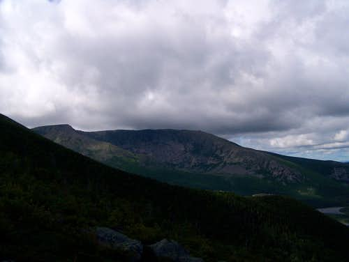The Basin Of Mount Katahdin