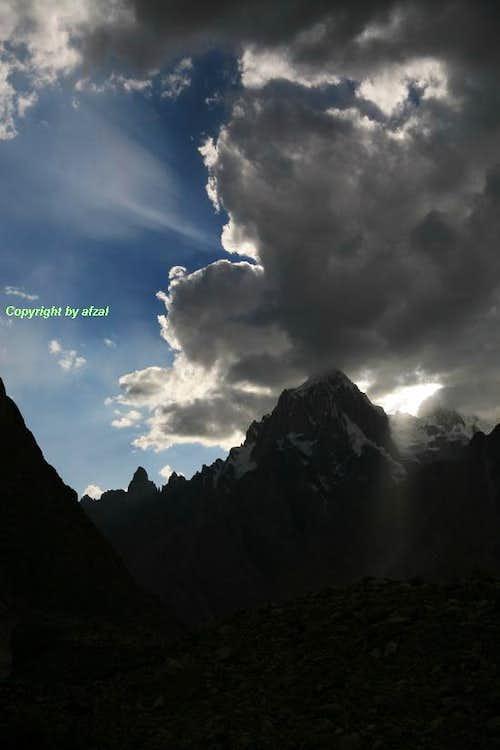 Paiyu Group Peaks, Karakoram, Pakistan