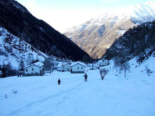 Varrone valley