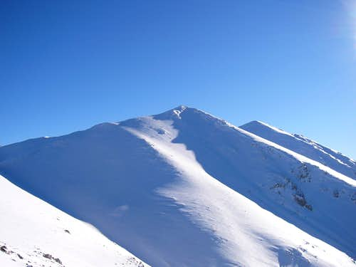 Monte di Sévice