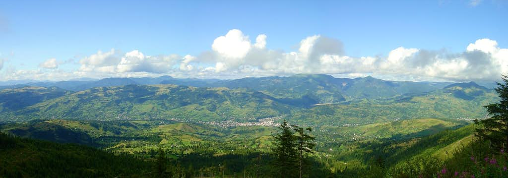 Maramureş Mountains