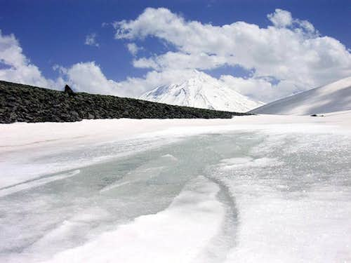 Damavand NW face 2