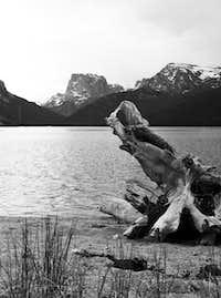 Squaretop & Lower Green River Lake
