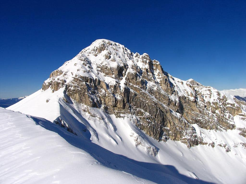 Pizzo Cefalone east face