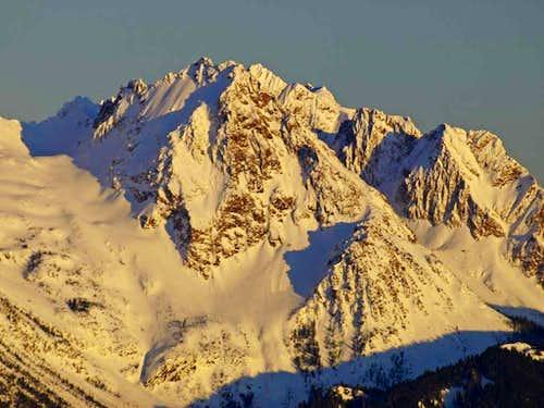 Hayden Peak, Twin Sisters Range