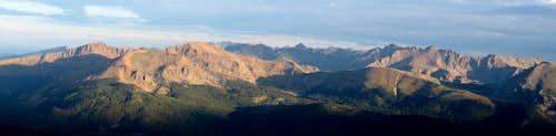 Southern Gore Range
