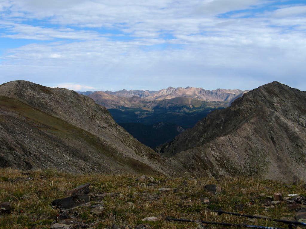 Peak 4 Summit View