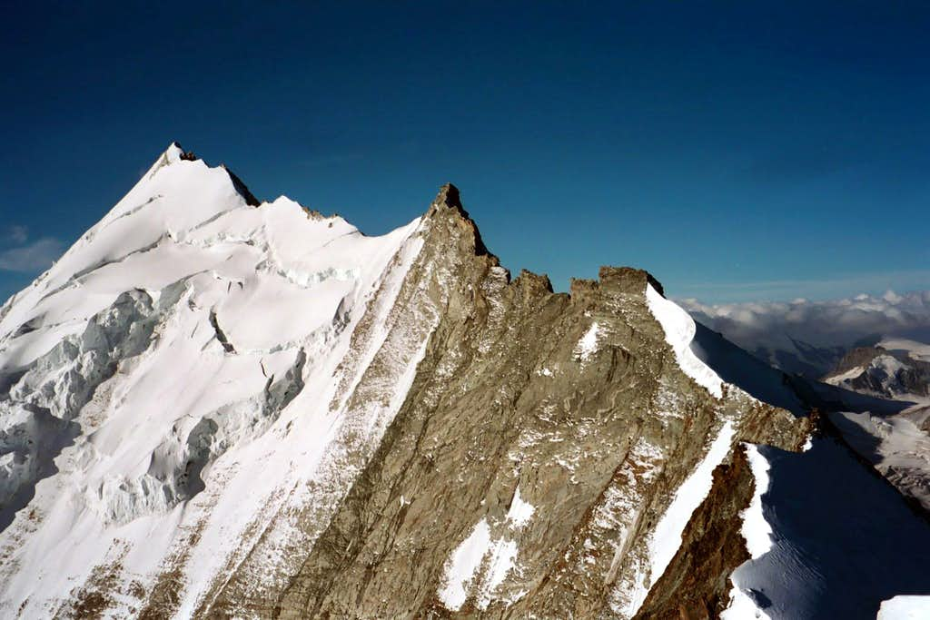 Weisshorn North Ridge
