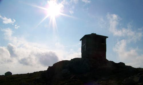 Avery Peak- Fire Tower