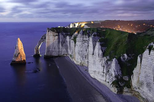 Etretat, Northern France