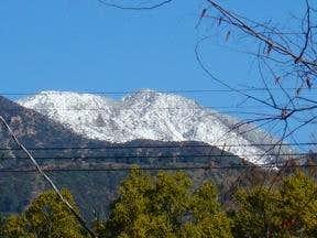 San Gabriel Peak Snow 08
